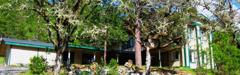 Kelly Mt. Lodge from Sunken Garden header