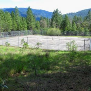 Tennis-Basketball-Courts